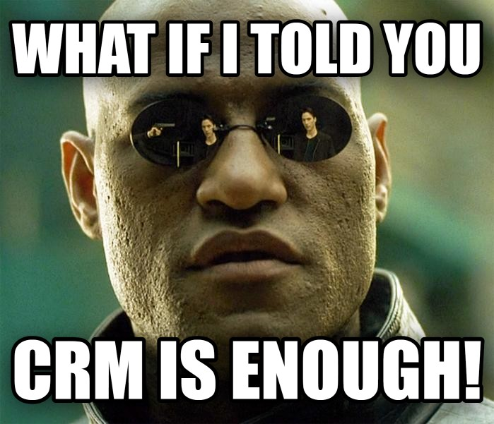 CRM for customer retention